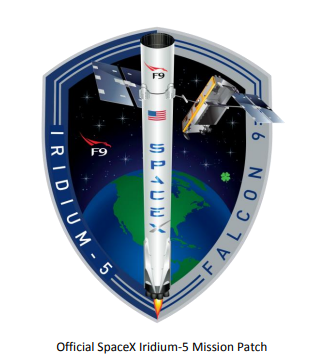 Iridium-5 NEXT Mission