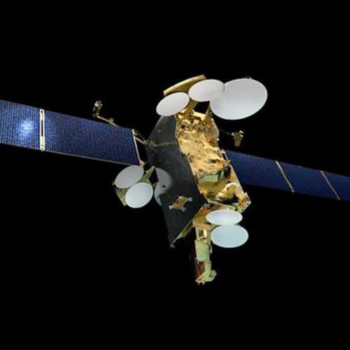 SES-12 Satellite