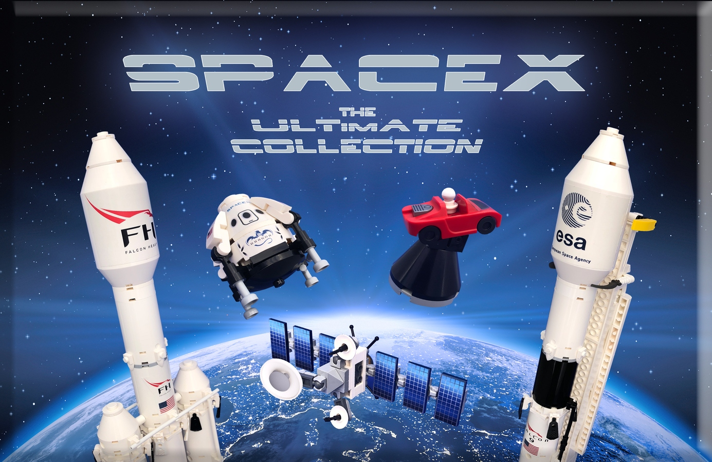 Lego Ideas: SpaceX Set