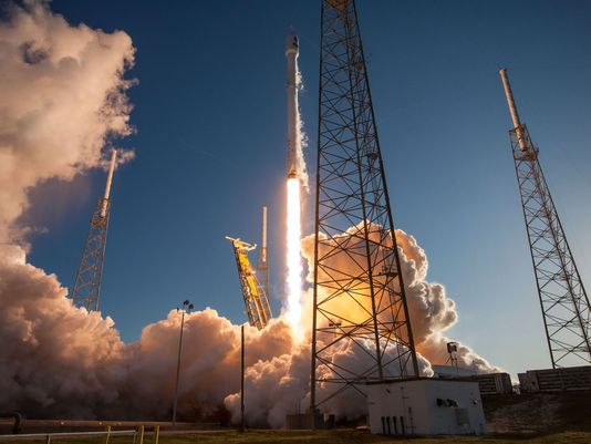 Falcon 9 Upcoming Launches
